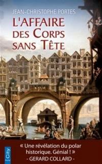 L'AFFAIRE DES CORPS SANS TETE