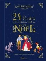 Marlène Jobert raconte 24 contes pour un merveilleux Noël