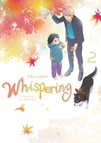 Whispering, les voix du silence - tome 2 (02)