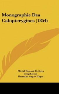 Monographie Des Calopterygines (1854)