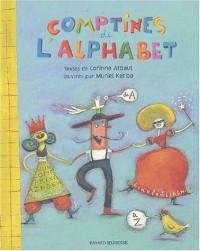Comptines de l'alphabet