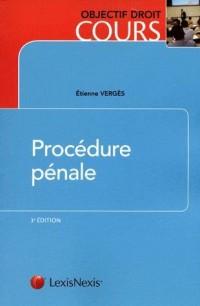 Procedure Pénale (ancienne édition)