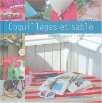 Coquillages et sable