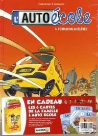 Auto école tome 4 jeu des familles Bamboo