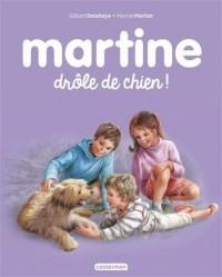 Martine, Tome 58 : Drôle de chien !