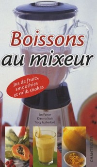 Boissons au mixeur