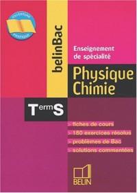 BelinBac : Physique-Chimie, terminale, Bac S
