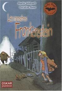 Nelly Rapp chasseuse de monstres : Les monstres Frankenstein