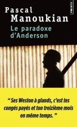 Le Paradoxe d'Anderson [Poche]