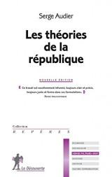 Les théories de la république [Poche]