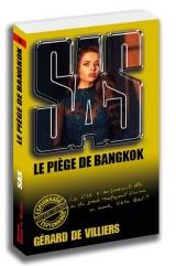 SAS 180 Le piège de Bangkok [Poche]