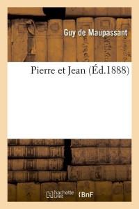Pierre et Jean  ed 1888