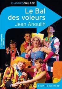 Le bal des voleurs de Jean Anouilh