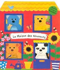 MAISON DES NOUNOURS (Ancien prix Editeur : 15 Euros)