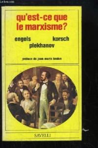 Qu'est-ce que le marxisme ? (Culture critique)