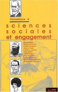 Sciences sociales et engagement