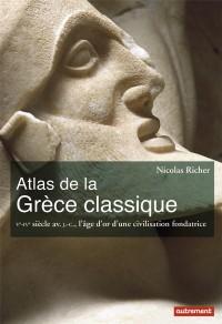 Atlas de la Grece Classique