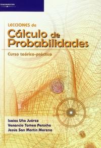 Lecciones de calculo de probabilidades