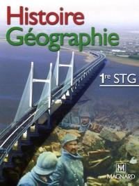 Histoire Géographie 1e STG