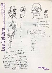 Cahiers du musee national d'art moderne n136