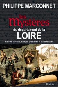 Département de la Loire mystères