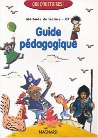 Méthode de lecture CP : Guide pédagogique