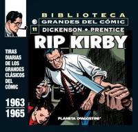Rip Kirby nº11/12: 1963-1965