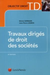 Travaux Diriges de Droit des Societes