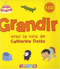 Grandir (1CD audio)