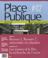 Place publique rennes n 02