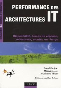 Performance des architectures IT
