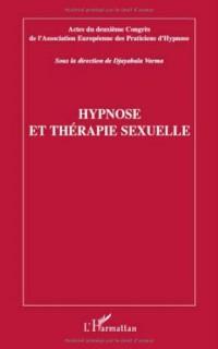 Hypnose et thérapie sexuelle