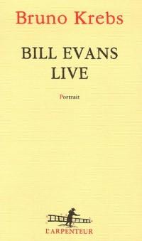 Bill Evans live : Portrait