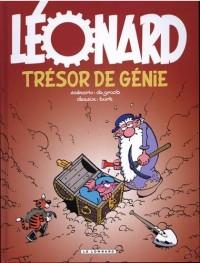 Léonard - tome 40 - Trésor de Génie (Un) - (INDISP 2018)
