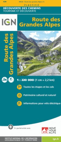 Route des grandes alpes