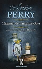 L'attentat de Lancaster Gate - poche [Poche]