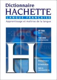 Dictionnaire Hachette de la langue française (2000)