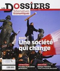 La société française : les dossiers d'alternatives économiques : N° 1