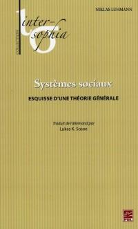 Systemes Sociaux