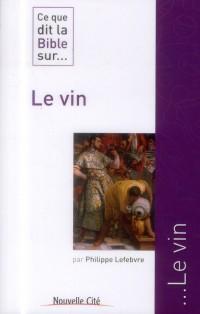 Vin (le)