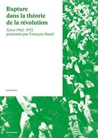 Rupture Dans la Theorie de la Revolution