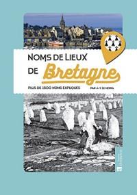 Noms de Lieux de Bretagne