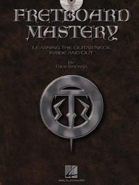 MUSIC SALES LTD - Guitare- tablature - Stetina Troy - Fretboard Mastery+Cd