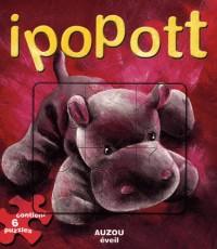 Je m'appelle Ipopott Livre Puzzle