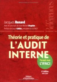 Théorie et pratique de l'audit interne