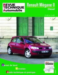 Rta 668.1 Renault Megane 2 Diesel Depuis 09/02