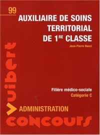 Auxiliaire de soins territorial de 1re classe