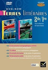 Terres litteraires français livre unique 2de/1re ed.2011 - DVD-ROM