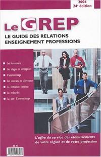 Le GREP : Le Guide des Relations Enseignement professions