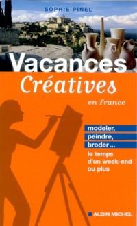 Vacances créatives